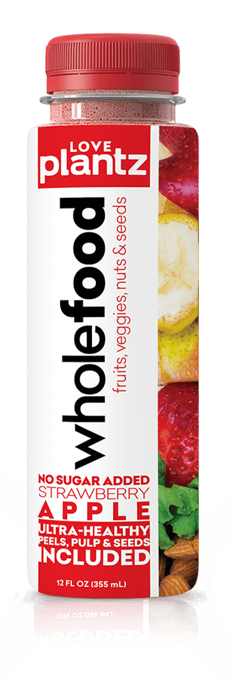 Apple Whole Food Drink
