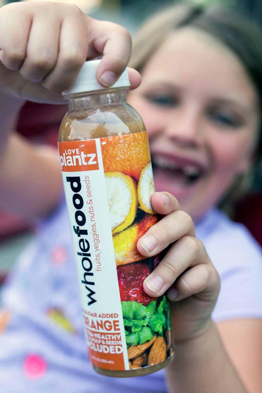 Orange Nutritional Drink
